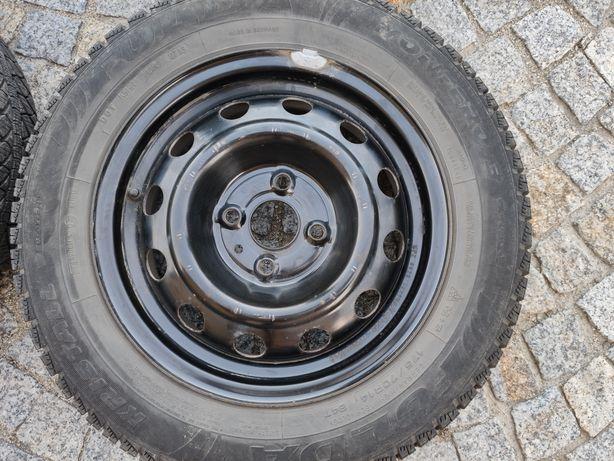 Felgi stalowe 14 X 5,5 J / ET 46 Kia Rio Picanto Hyundai