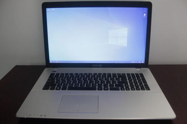 Продам ноутбук ASUS x750J i7-4700HQ 2.4-3.4GHz