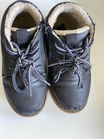 Ботинки Zara baby демисезон, теплая зима
