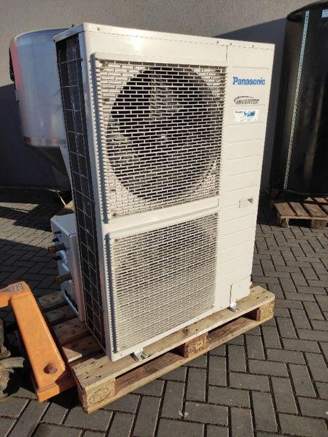 Pompa ciepła PANASONIC inverter 9KW powietrze woda