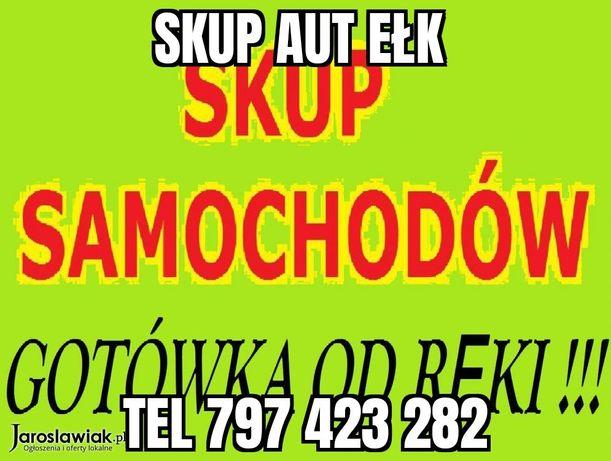 Skup aut Ełk okolice płacimy najwięcej 7 dni w tygodniu