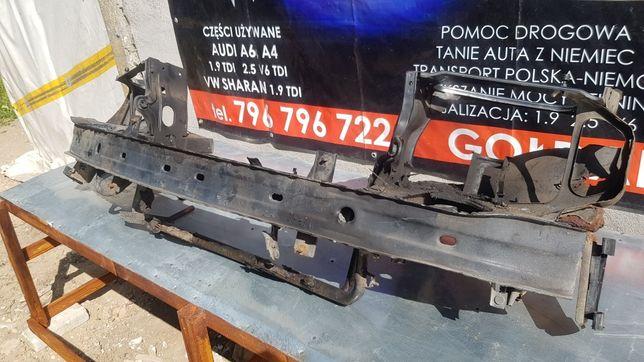 Podłóżnica Ćwiartka pas przedani fartuch mercedes w140 s-klasa s350