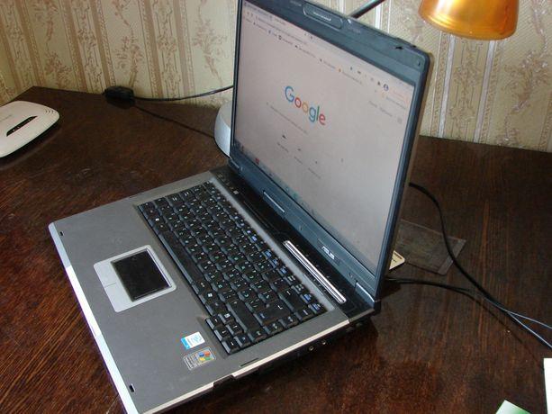 Ноутбук ASUS A6R 1.6 celeron