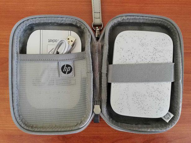 Impressora Portátil HP SPROCKET 200 (caixa edição limitada)