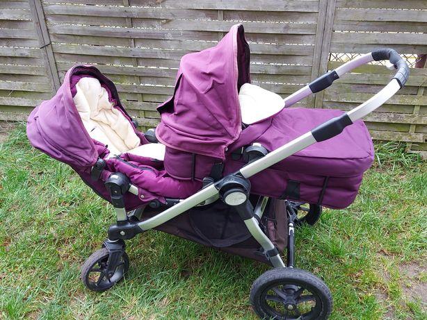 Wózek Baby Jogger City Select - rok po roku