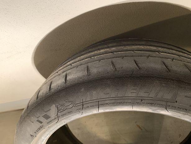 2 szt. Opona Michelin Pilot SuperSport 225/40/18