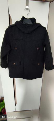 Płaszcz kurtka dla chłopca