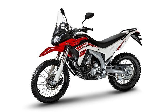 Мотоцикл LONCIN LX250-3G DS2 В НАЛИЧИИ!! доставка !