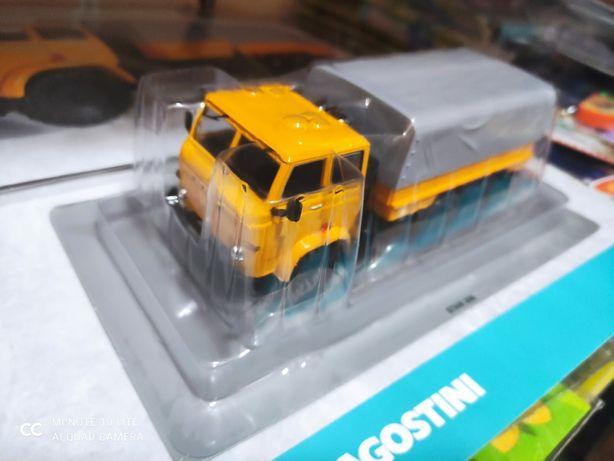 Star 266 kultowe ciężarówki prl auta model skala 1:43