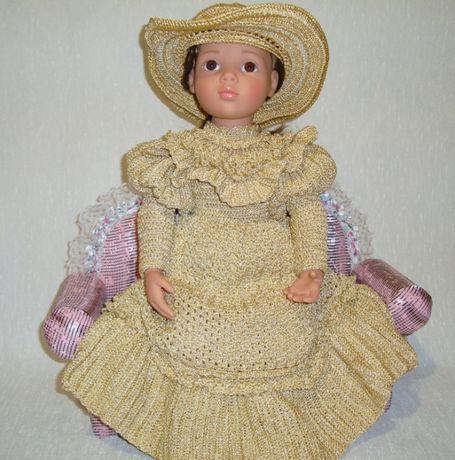 Кукла Готц Клара ,шарнирная 50см.