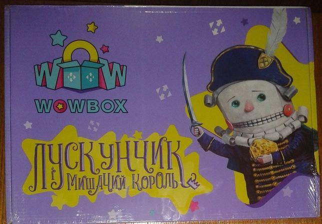 Набор WowBox Щелкунчик и Мышиный король