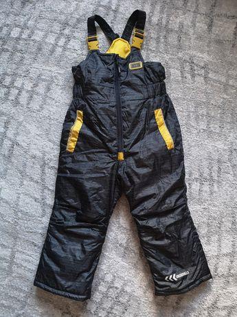 Spodnie zimowe narciarskie, Coccodrillo rozmiar 92 (36,6°)