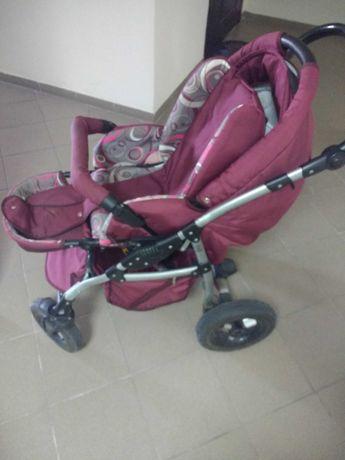 Дитячий візок, Детская коляска, люлька и прогулочный блок