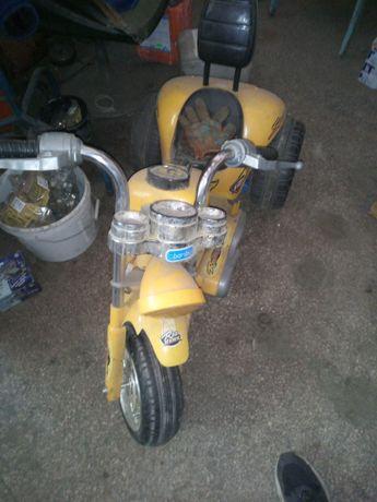 Мотоцикл електричний дитячий