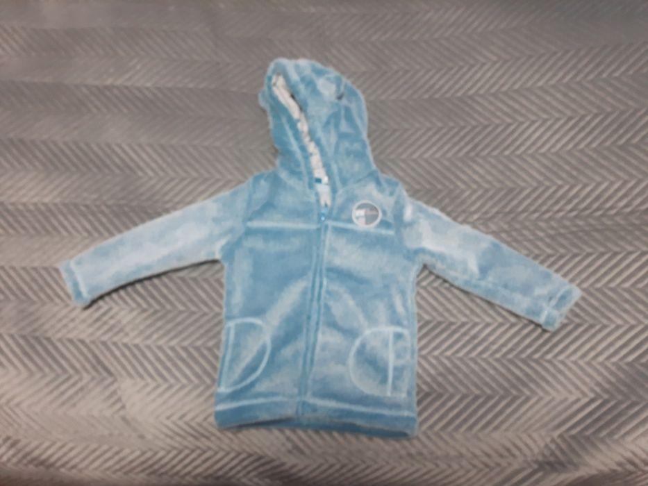 Bluza ocieplana dla dziecka rozmiar 92 Szczecin - image 1