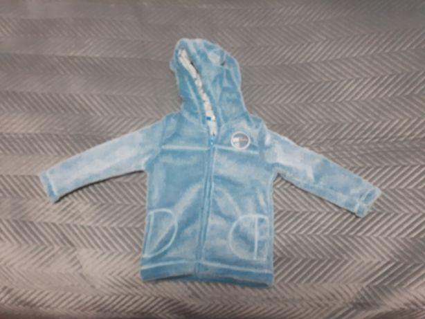 Bluza ocieplana dla dziecka rozmiar 92