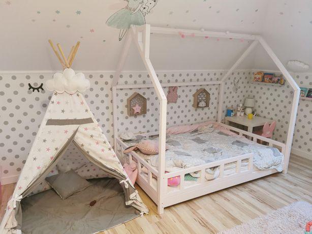 Łóżko Domek Alin.