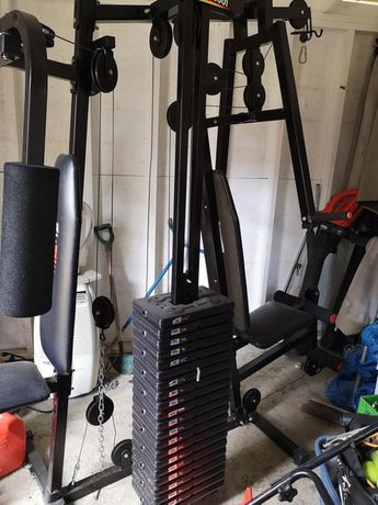 Atlas York Mega max 3001 siłownia sprzęt
