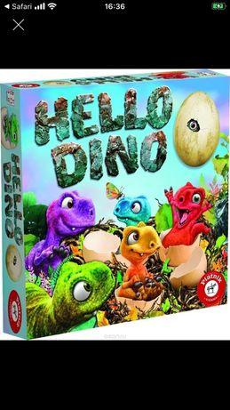 Настольная игра Hello dino