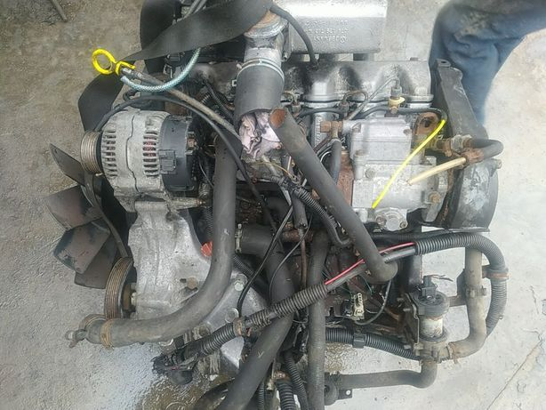 Двигун мотор двигатель Фольцваген ЛТ -35 Volkswagen 2.5tdi