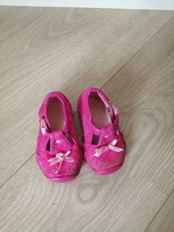 Buciki pantofle Befado 18