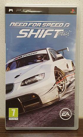 Jogo PSP Need For Speed Shift