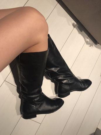 Зимние сапоги/зимові чоботи