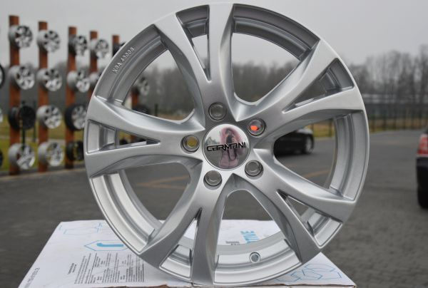 """RSCAR"" - Felgi Carmani 16"" 5x114,3 NOWE!Hyundai, Honda, Mazda, Toyota"