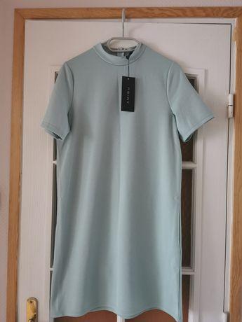 Miętowa sukienka New Yorker rozmiar S