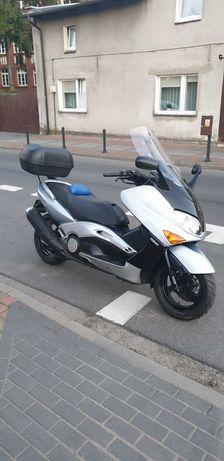 Yamaha TMAX 500 po serwisie rej.PL 2003r.