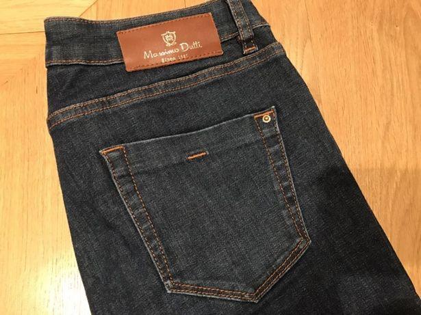 Spodnie jeansowe Massimo Dutti