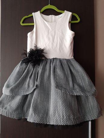 Sukienka wizytówka 134