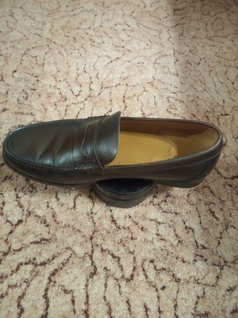 Оригинальные туфли Massimo Dutti