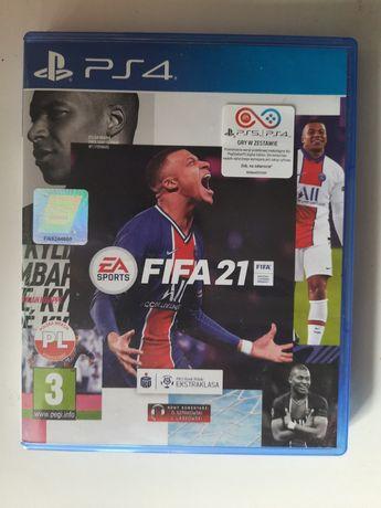 FIFA 21 PL PS4/ps5