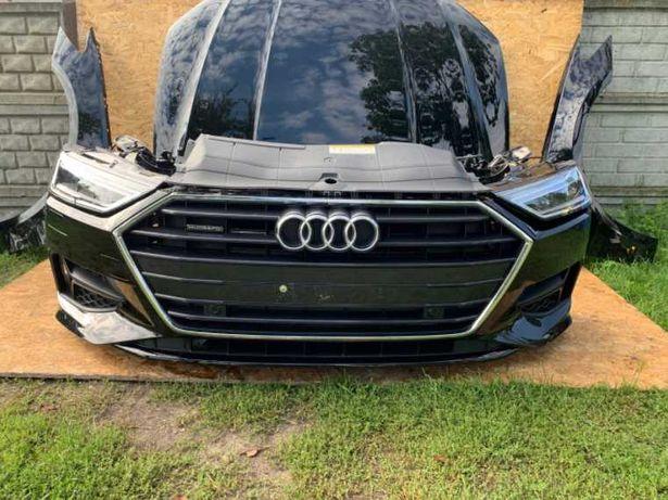 Разборка Audi A6 C7 C8 / A7 4G 4K / A8 D4 4H D5 Бампер Капот детали