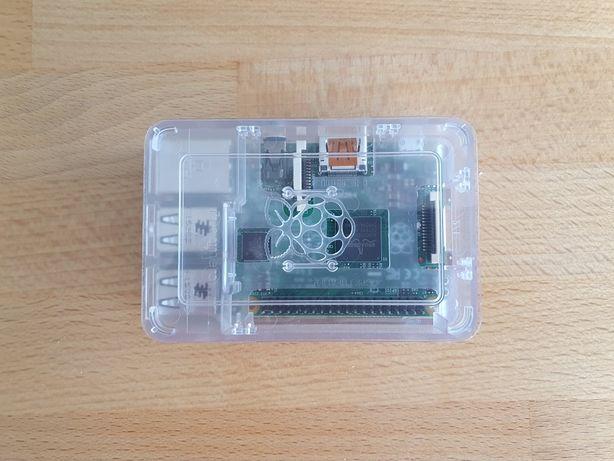 Raspberry Pi 2B + obudowa
