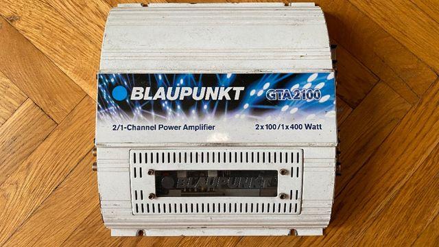 Wzmacniacz samochodowy Blaupunkt GTA2100, 400W
