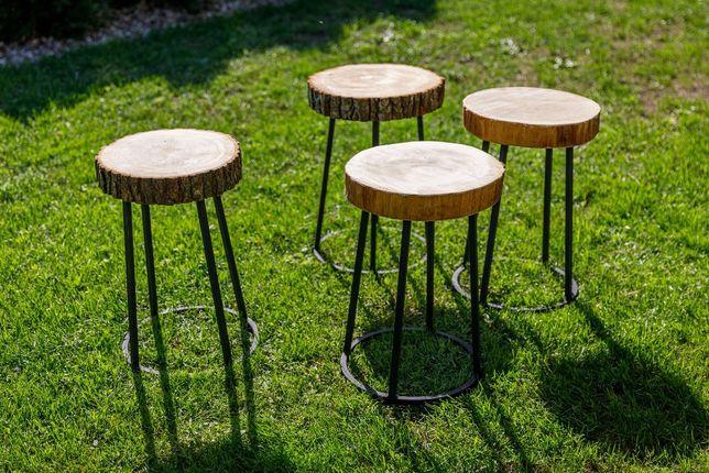 Krzesło ogrodowe, siedzisko ogrodowe, stołek grillowy