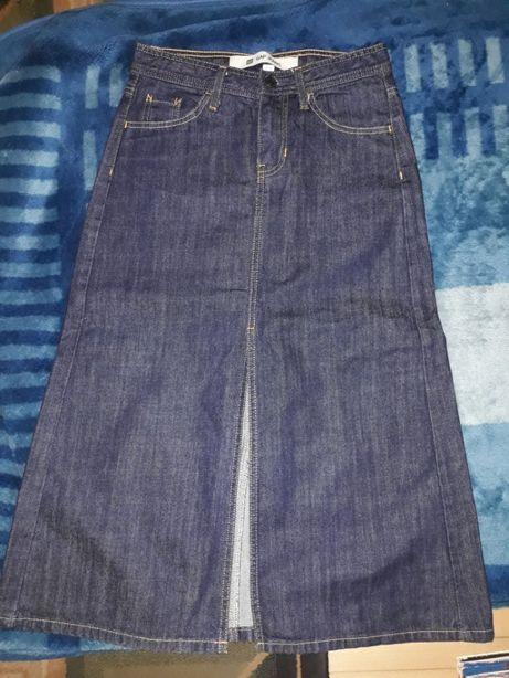 Spódnica jeansowa GAP rozm. S