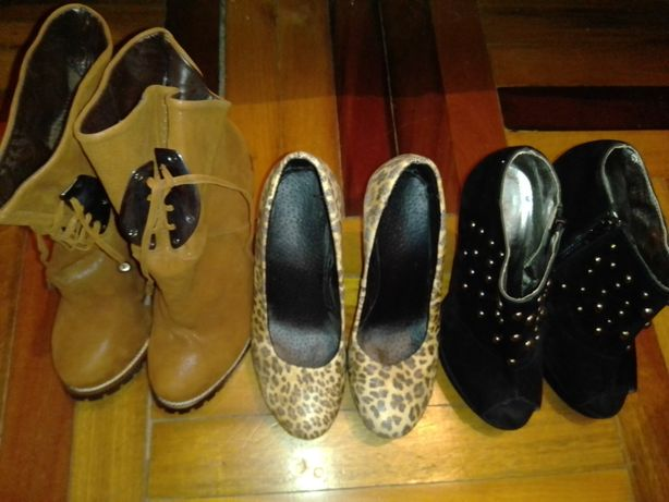 Женская обувь. Обмен.