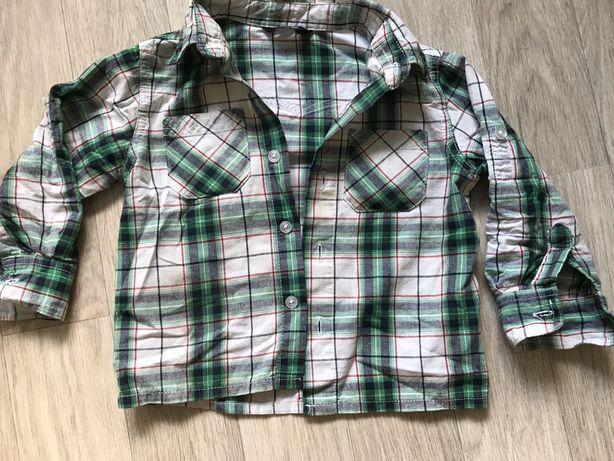 Рубашка 2-3