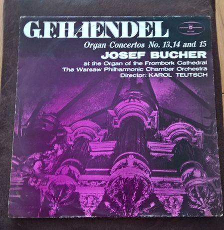 Płyty Winylowe Gehaendel Josef Bucher