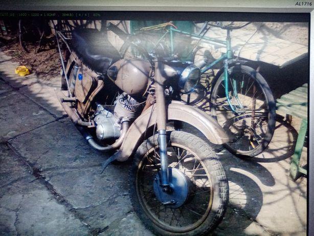 Продам мотоцикл Иж 56
