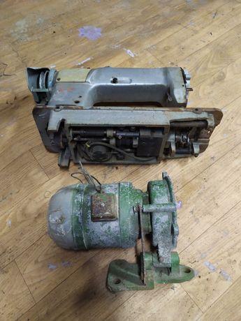 Швейна машина та двигун на запчастини