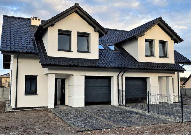 Ładny Dom 121m2, garaż działka 380m2 Grodzisk Kąkolewska