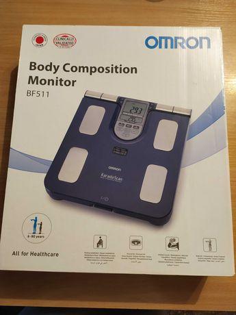 Specjalna waga do mierzenia tkanki tłuszczowej