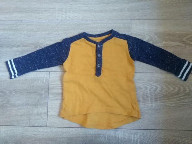 Jak nowa bluzka koszulka t-shirt chłopięca rozmiar 74