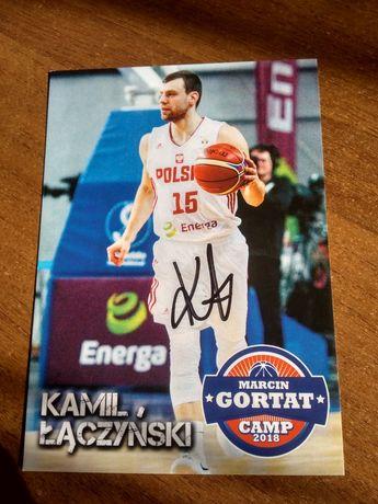 Sprzedam autografy, grafy, podpisy! Kamil Łączyński