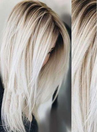 Балаяж, Омбре, Мелирование, Шатуш Блонд окрашивание/ покраска волос.