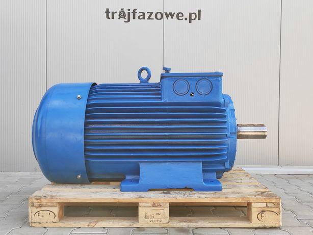 Silnik elektryczny dźwignicowy 47 kW 737 obr Celma SuDg 280 M8 faktura